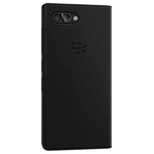chekhol-blackberry-key2-smart-flip-case-cover-black-fcf100-3aaleu1