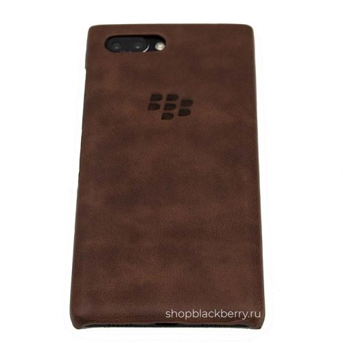 chehol-lether-hard-shell-for-blackberry-key2-brown-2