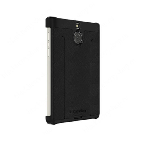 Чехол BlackBerry Passport Silver Edition Leather Flex Shell