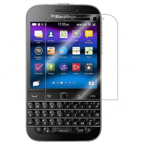 Стекло защитное BlackBerry Classic