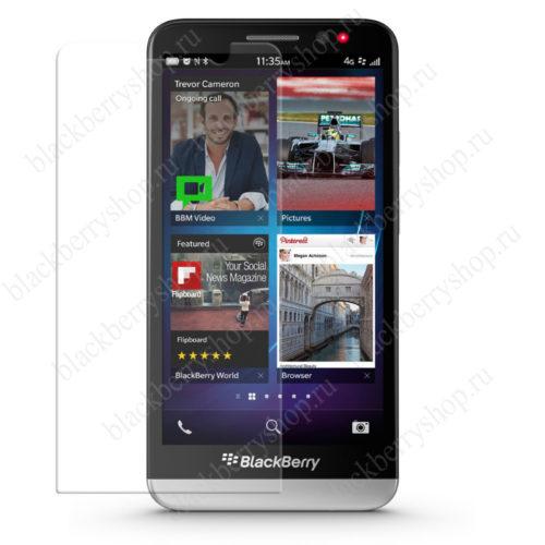 Стекло защитное BlackBerry Z30