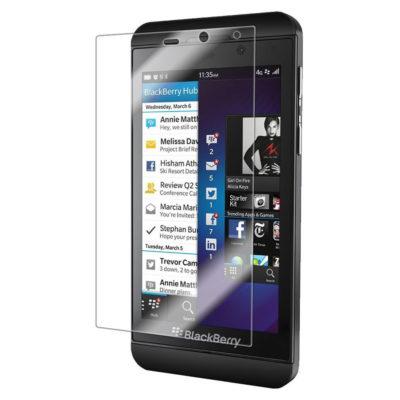 Стекло защитное BlackBerry Z10